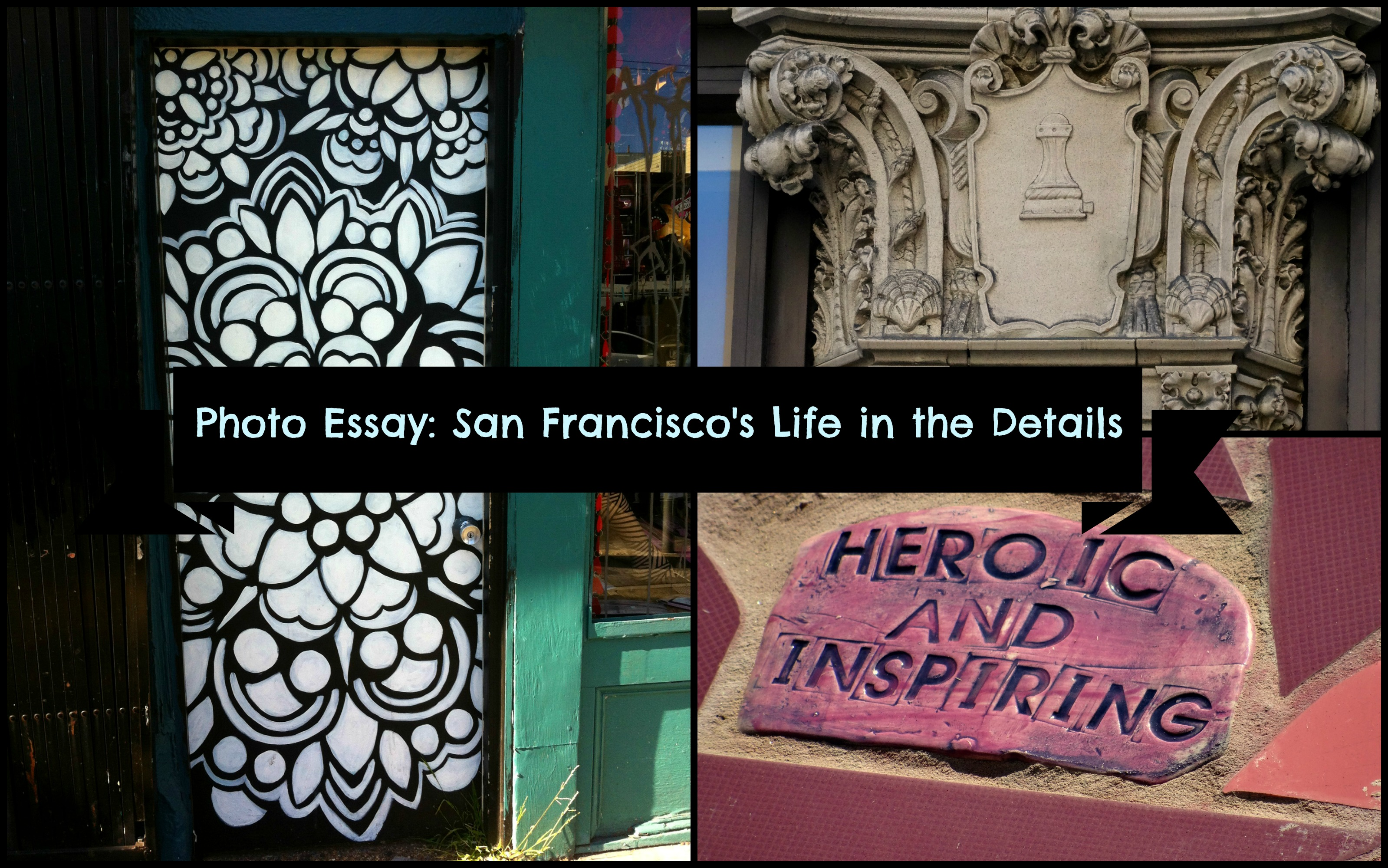 San Francisco Essay