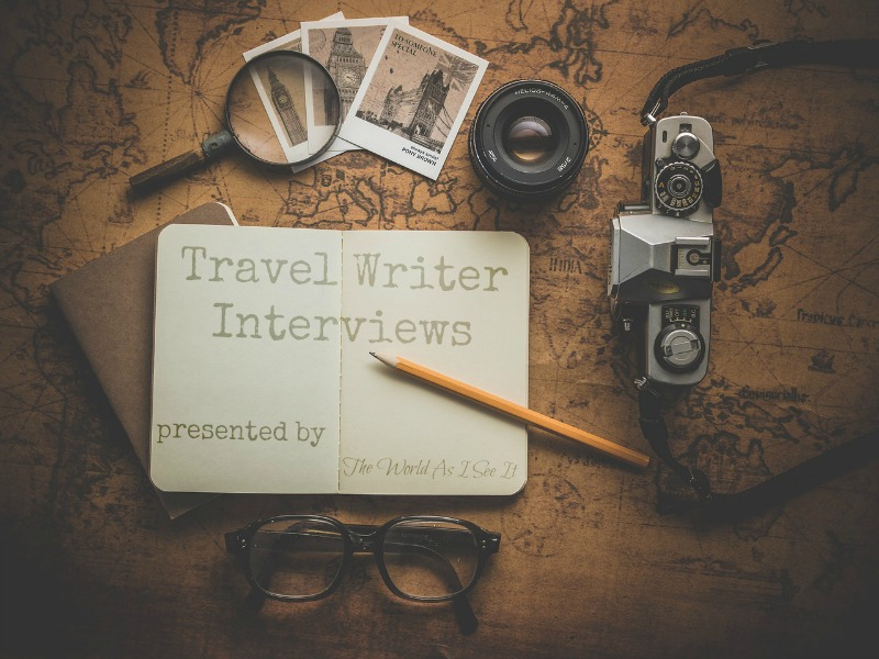 Travel Writer Interviews